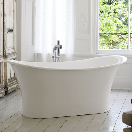 Victoria And Albert Volcanic Limestone Traditional Freestanding Baths