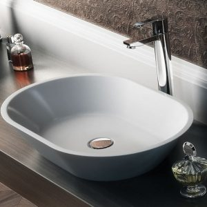 Clearwater Modern Natural Stone Basins