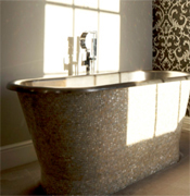 Hurlingham Stainless Steel Baths