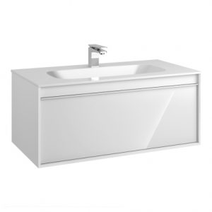 Vitra M-Line Infinit Vanity Unit With 1 Drawer 100cm