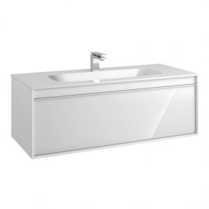 Vitra M-Line Infinit Vanity Unit With 1 Drawer 120cm