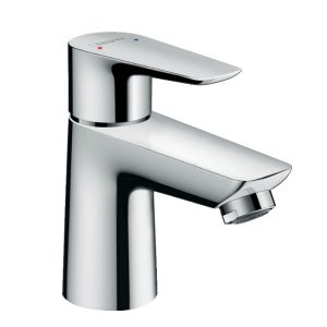 Talis E Single lever basin mixer 80 with pop-up waste