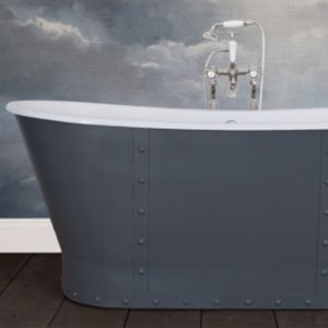 Hurlingham Classics Cast Iron Baths