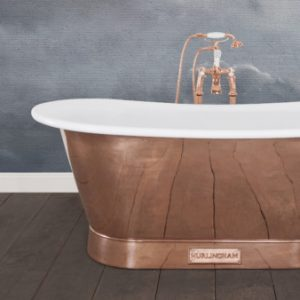 Hurlingham Classics Copper,Nickel & Tin Baths