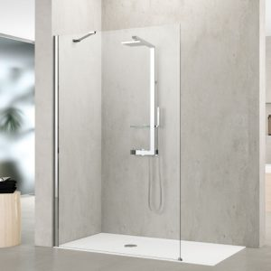 Novellini Kuadra H Shower Panel