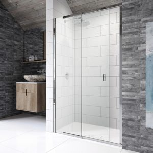 Kudos Sliding Door For Recessed Installations